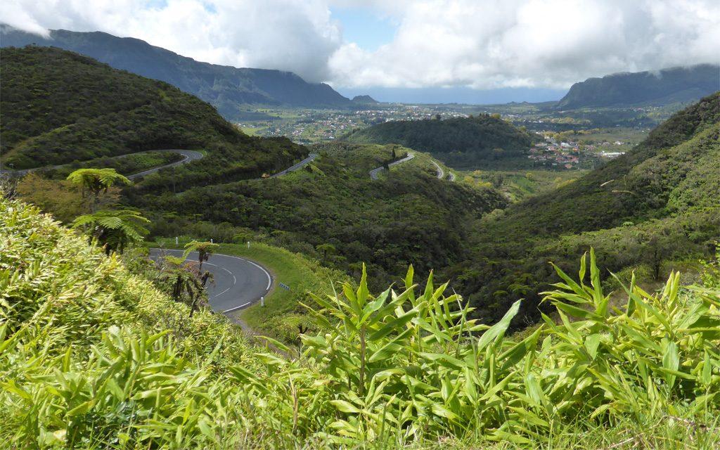 RandoTrek VTT circuits île de la Réunion