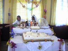 Madagascar mariage de Jean Louis et Nicole