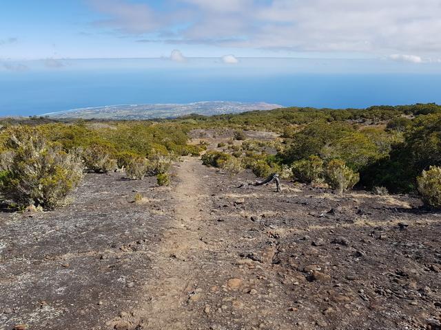itinéraires randonnées VTT piste des laves